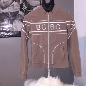 BCBG Zip Up